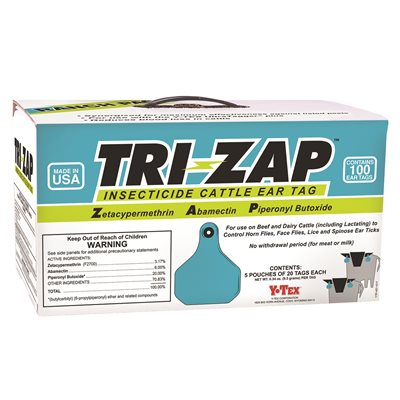 TRI-ZAP-RANCH PACK