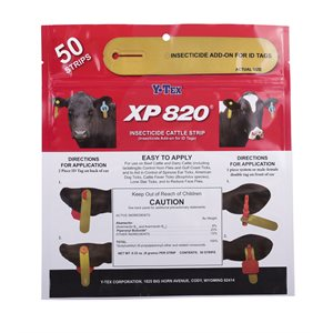 XP820 INSECTICIDE STRIP - 50'S